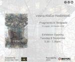 Fragments II Belgrade FB Graphic